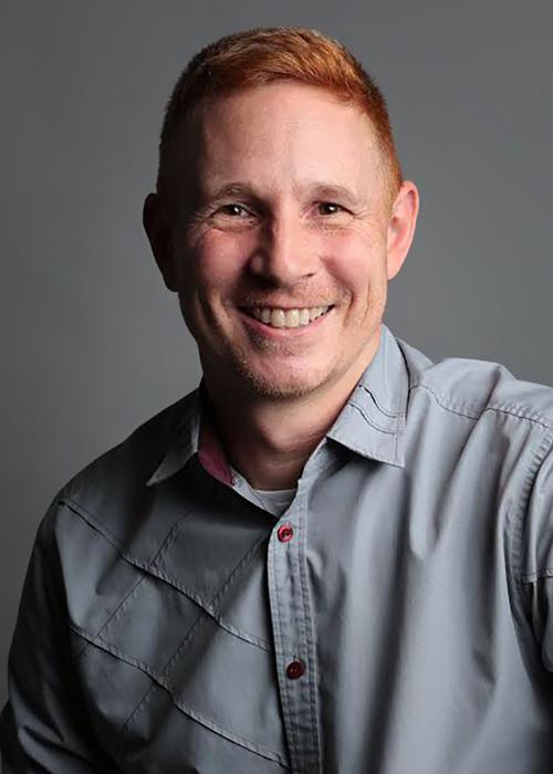 Daniel RG Crandall - strategic creator portrait
